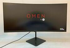 "HP Omen X 35"" Ultra WQHD Curved Gaming Monitor - Black"