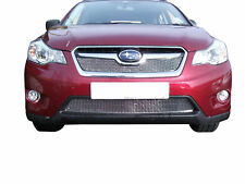 Subaru XV - Front Grille Set - Silver finish (2011 to 2016)