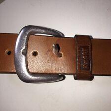 Levis Brown Leather Belt, Size 28/70