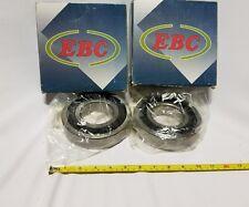 Lot of 2 Ebc Ball Bearing 6313 2Rs, Skbawa-b514