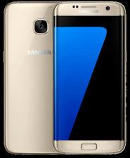 Teléfonos móviles libres, modelo Samsung Galaxy S7 edge oro 4 GB