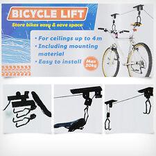 Fahrradlift Fahrradaufhängung Fahrradhalter Deckenhalter max. 20 kg TÜV/GS