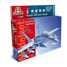 Aéronefs miniatures bleus