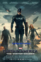 CAPTAIN AMERICA The Winter Soldier 27x40 DS Light Box banner POSTER avengers