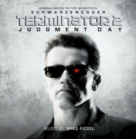 Brad Fiedel ‎– Terminator 2: Judgment Day Vinyl 2LP Silva Screen ‎2014 NEW/SEAL
