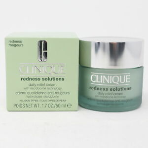 Clinique Redness Solutions Daily Relief Cream With Microbial Technology 1.7oz