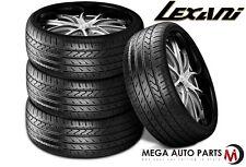 4 X New Lexani LX-TWENTY 225/35R20 93W XL All Season High Performance Tires