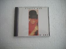 "SIMPLY RED  /  12""  ERS  - JAPAN CD opened"