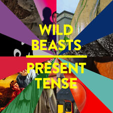 Wild Beasts - Present Tense (2014)  CD  NEW/SEALED  SPEEDYPOST