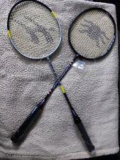 A. Henkel Badminton Federball Schläger