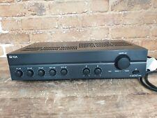 TOA A-2060 100V Line Installation Mixer Amplifier 324604