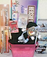 NEW HERSHEYS kiss EASTER TOY BASKET BIRTHDAY TOYS doll  VALENTINES DAY GIFT