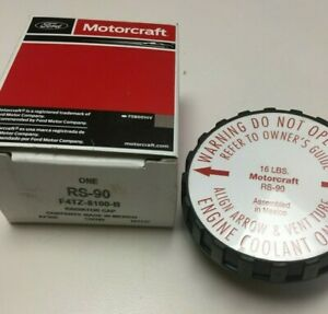 New OEM Motorcraft RS90 Ford F4TZ8100B Radiator Cap Fast Free Shipping