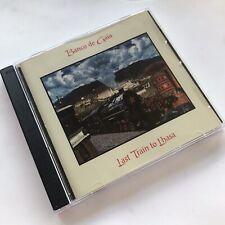 Banco de Gaia Last Train To Lhasa 2CD Tibet Toby Marks Atomic Baby