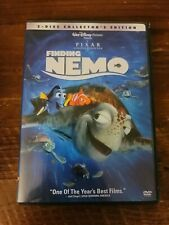 Disney and Pixar Finding Nemo (Two-Disc Collector's Edition) - Dvd - Very Good