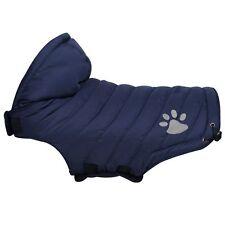 Manteau chien motif patte 45 cm