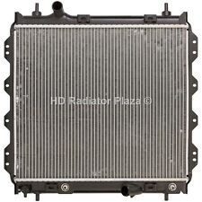 Radiator Replacement For 01-10 Chrysler PT Cruiser 2.4L L4 4 Cylinder N/A Turbo