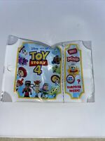 New Disney Pixar Toy Story 4 Minis Series 1 Mystery Blind Bag Unopened!