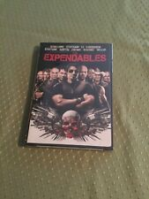 The Expendables (DVD, 2010) FACTORY SEALED