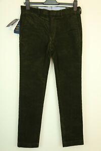 Polo Ralph Lauren Slim Fit Stretch Chino CorduroyTrousers size W29 L32