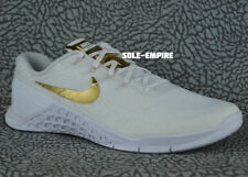 Nike WMNS Metcon 3 AMP 849808-100 Workout Gym Training Crossfit Shoes White Gold