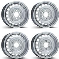 4 Stahlfelgen Alcar 9488 6.5x16 ET62 6x130 für Mercedes Benz Sprinter