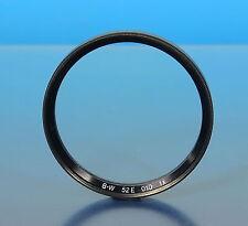 B + W ø52mm FILTRO FILTRO FILTRE 010 1x sfiati screw-in (91292)