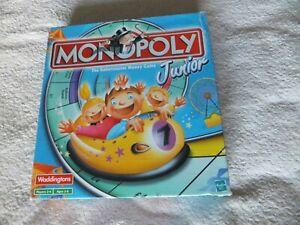 Monopoly Junior - Waddingtons - Board Game