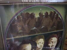 O'JAYS SHIP AHOY GATEFOLD JACKET PHILADELPHIA INTERNATIONAL RECORDS PZ-32408 LP