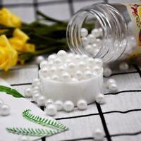 2/4 /10/14mm Edible Sugar Balls Pearls Cake Sprinkles Decoration Pearls A0B4