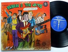 MOTHERS OF INVENTION Ruben & The Jets LP Verve FRANK ZAPPA Orig. press    #1143