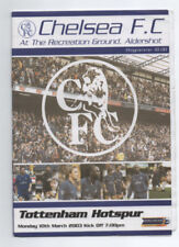 Domestic Club Competitions Home Teams C-E Football Programmes with Reserves