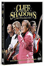 Cliff Richard and the Shadows: The Final Reunion DVD (2009) all the hits!