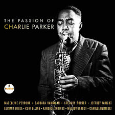 Various Artists - The Passion of Charlie Parker CD
