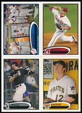 2012 Topps BB - You Pick - Complete Your Set #1-220 (A12)