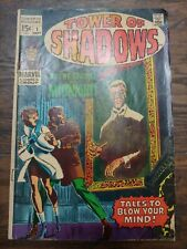 Tower of Shadows #1 👻 Marvel Comics 1969 At the Stroke of Midnight 👻