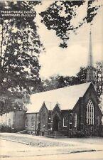 Presbyterian Church, Wappingers Falls, N.Y.
