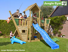 Jungle Gym Mansion and Boat Module