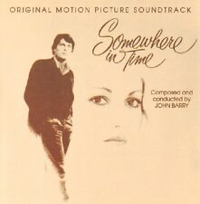 Somewhere in Time Motion Picture Soundtrack CD Album John Barry 9 Tracks 1994