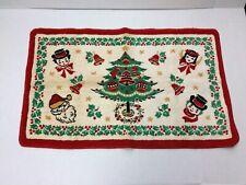 Christmas Tree Bathroom Rug, Kitchen Mat, Laundry Room Mat