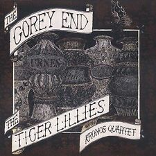 TIGER LILLIES - THE GOREY END (NEW CD)