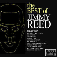 Jimmy Reed - The Best Of Jimmy Reed CD