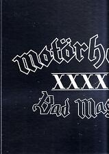 "MOTÖRHEAD ""XXXX Bad Magic"" Sammler Box LP + CD + Goodies"