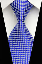 100% Silk Jacquard Woven Necktie Business Wedding Party Formal Ties For Men Boy`