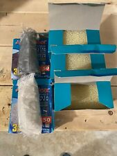 Aqua Clear Lot 50, 1 - Ammonia 1 - Carbon, 8 - Foam Inserts - New With Boxes
