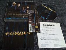 EUROPE / start from the dark /JAPAN LTD CD OBI