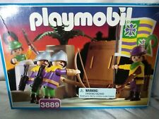 VINTAGE PLAYMOBIL 3889 ARCHER ATTAC WALL - NIB - NEVER OPENED - 1996