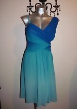 TABLE EIGHT STUNNING OMBRE DRESS SIZE 14 BNWT RRP $249.99