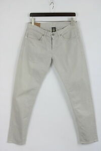 DONDUP GEORG STYLE UP232 BS052U Men W35 Stretchy Button Fly Daisy Jeans 25869-JS