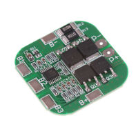 4S 20A 14.8V 16.8V Li-ion Lithium 18650 Battery BMS PCM Protection PCB Board ~!